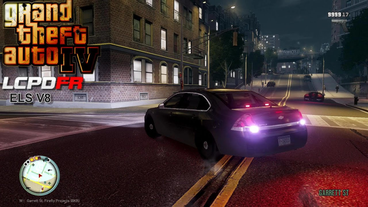 Gta Iv Lcpdfr 1 0c Episode 51 Nypd Chevy Impala