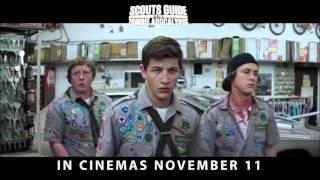 Scouts Guide to the Zombie Apocalypse TV Spot - Showing November 11, 2015