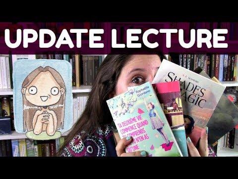 Update Lecture (14) - Contemporain, YA et SFFF + Bookjar Vos Conseils thumbnail