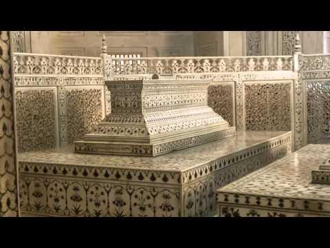 TAJ MAHAL 2 - Paul Horn. Mantra 1/Meditation; Mumtaz Mahal (HD)
