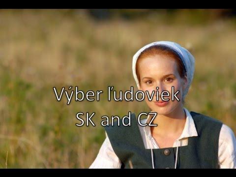 Ľudovkový SK and CZ supermix