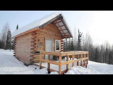 Stiles Creek Cabin - Chena River State Recreation Area