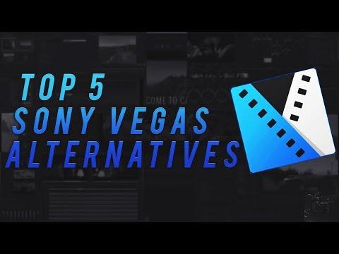 Top 5 Sony Vegas Alternatives 2017
