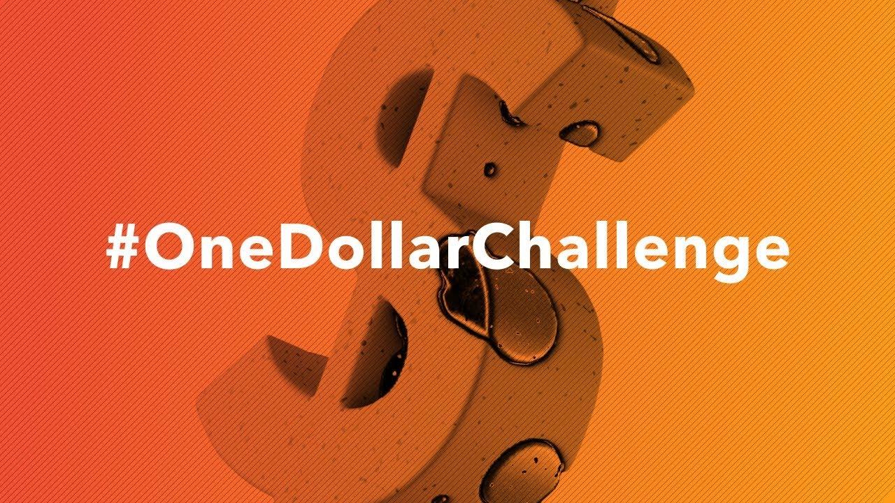 OneDollarChallenge стрим 5. Торгуем на сырьевых активах