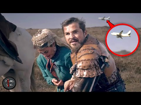 "(19 Mistakes) In Dirilis Ertugrul Ghazi - Plenty Mistakes In "" Ertugrul Ghazi "" Full Drama Series."