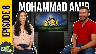 Mohammad Amir in conversation with Zainab Abbas - Voice of Cricket Episode 8