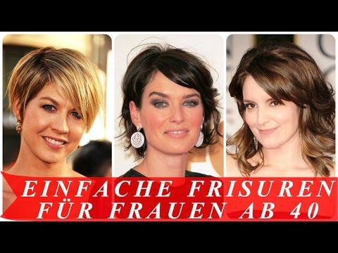 Einfache Frisuren Fur Frauen Ab 40