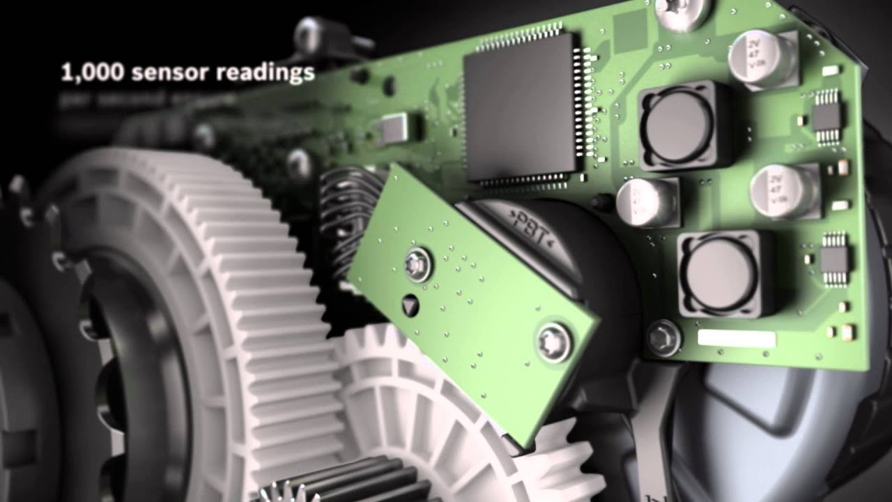 Bosch Ebike Drive Unit  Take A Look Inside