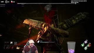 LAG SWITCHING NO MITHER CHEATER! - Dead by Daylight!