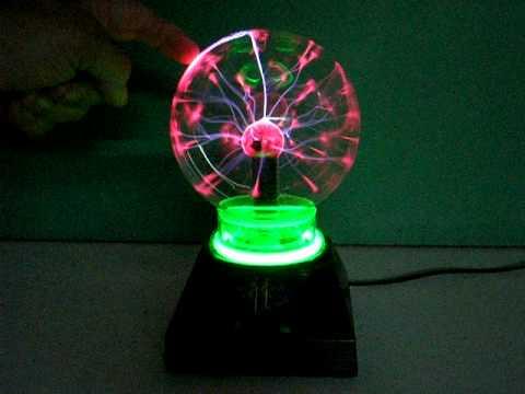 Musikman Electronica Plasma o Lmpara de Rayos  YouTube