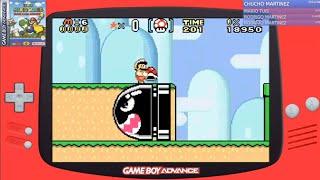 Super Mario World: Super Mario Advance 2 (Gba)