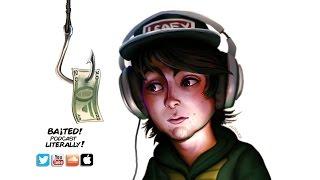 Baited! Ep #10 - Leafy vs Keemstar (literally) thumbnail