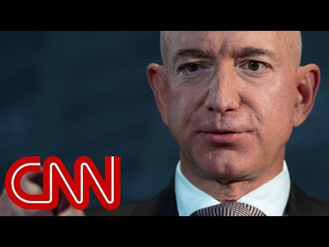 Jeff Bezos accuses National Enquirer publisher of extortion and blackmail Mp3
