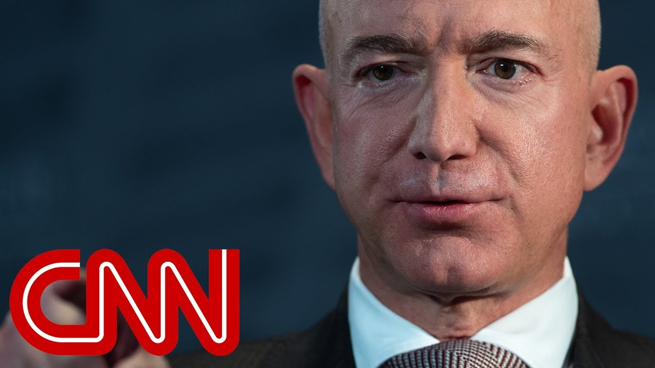 Jeff Bezos BLASTS National Enquirer Over Alleged D**k