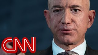 Jeff Bezos accuses National Enquirer publisher of extortion and blackmail