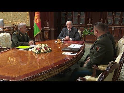 """""""Никакого бряцания оружием""""- Лукашенко рассказал о белорусской реакции на американские танки в Литве"""