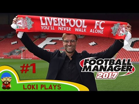 Football Manager 2017 | Liverpool EP1 - We Bought 2 Wonderkids! | FM17 Beta
