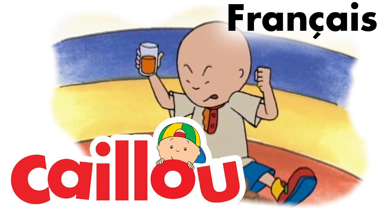 Download Caillou FRANÇAIS - Caillou à la garderie  (S01E07) | conte pour enfant | Caillou en Français