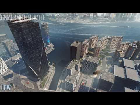 Battlefield 4 Low vs Ultra PC Graphics Comparison (Siege of Shanghai)