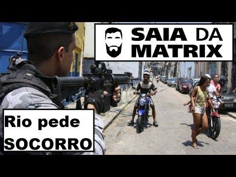 RIO DE JANEIRO EM PÂNICO: Um Estado refém das milícias (Boletim #SDM-33)
