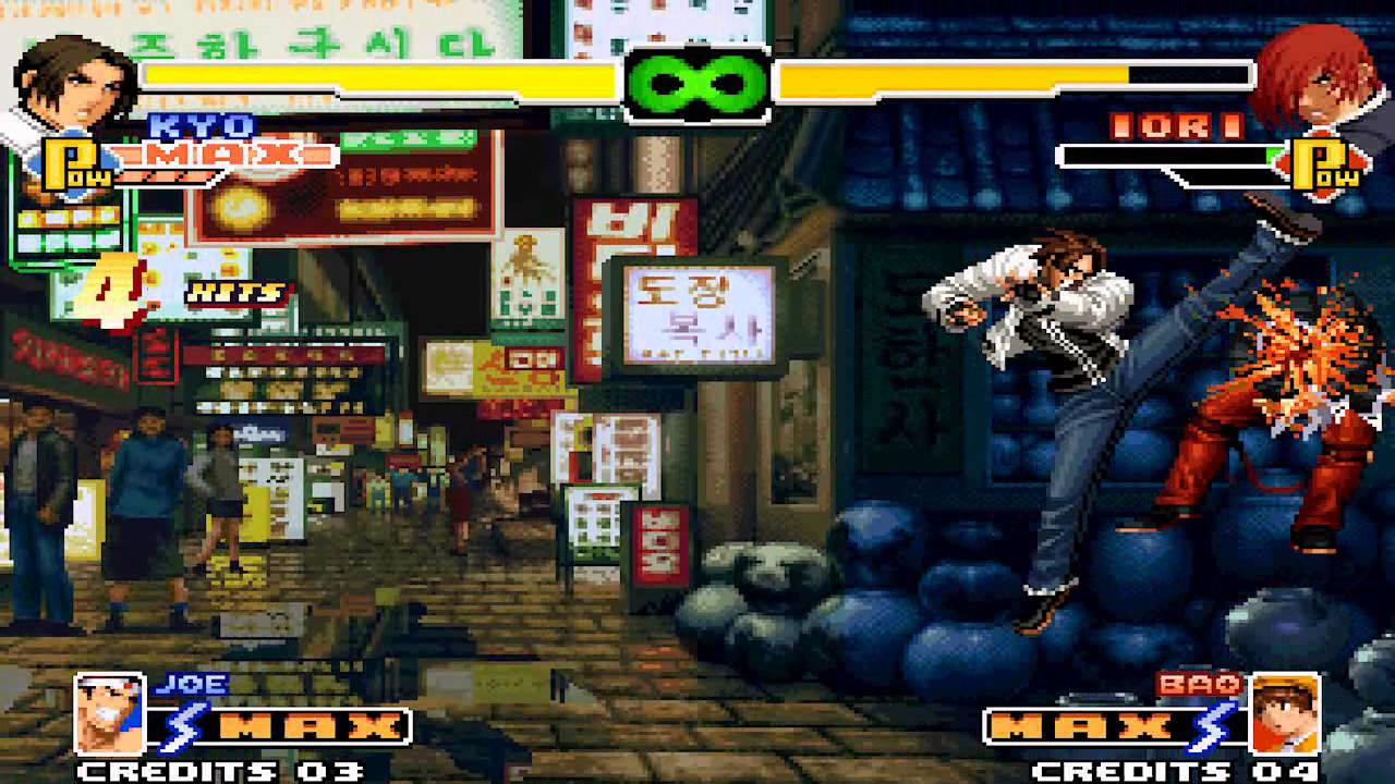 The King of Fighters 2000 chegará no PS4 amanhã