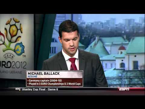 Ballack was not impressed