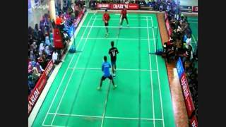 Final Djarum Foundation Alhikmah 2 Cup 2016