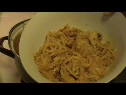 Let's Cook: Bacon Tomato Pasta Recipe
