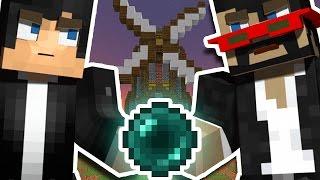 Minecraft: ENDER PEARL BATTLE VS. X33N
