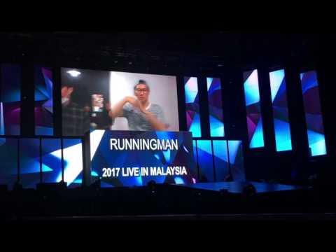 Runningman 2017 Live in Malaysia Concert