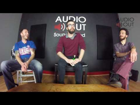 Audio Out Sessions  Episode 12 Sean Walsh