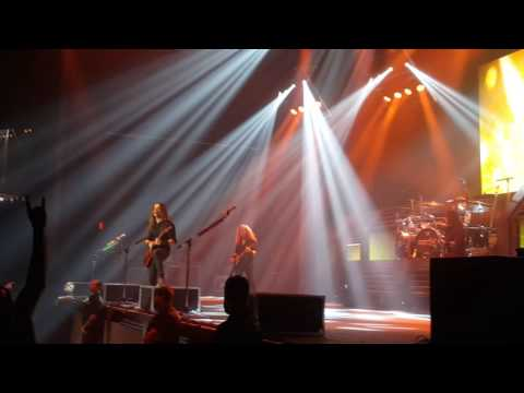 Megadeth  9/22/2016 Live in Las Vegas Nevada