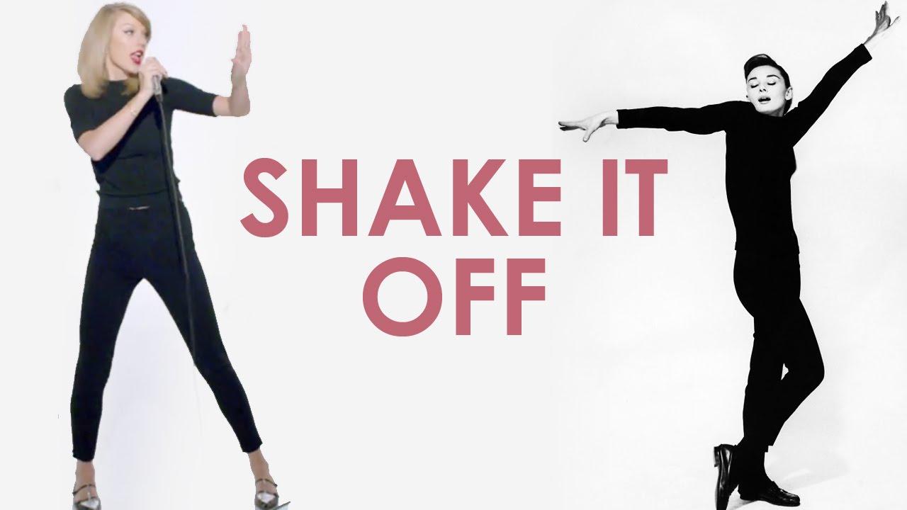 taylor swift shake it off black outfit hair wwwimgkid