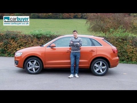 Nissan Rogue 2014 Audi Q3 SUV review - CarBuyer - YouTube