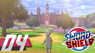 Pokémon Sword and Shield - Episode 4 | The Wild Wild Area!