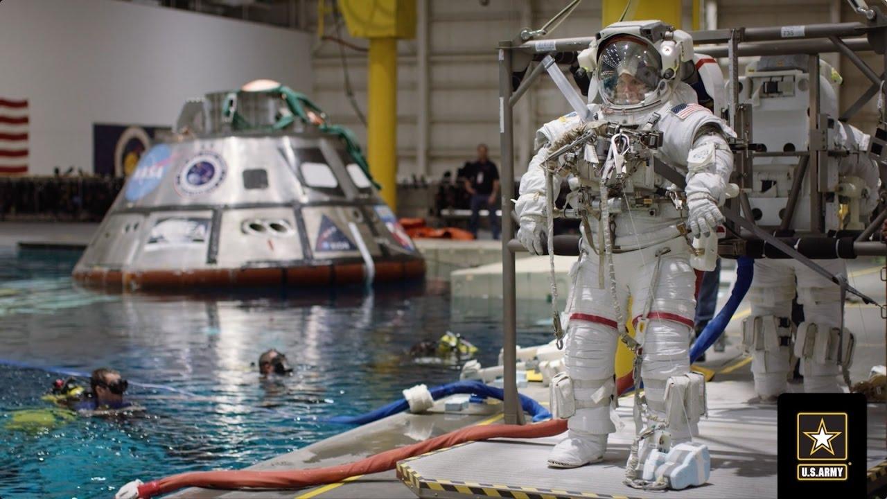 Inside the Army Astronaut Program - YouTube