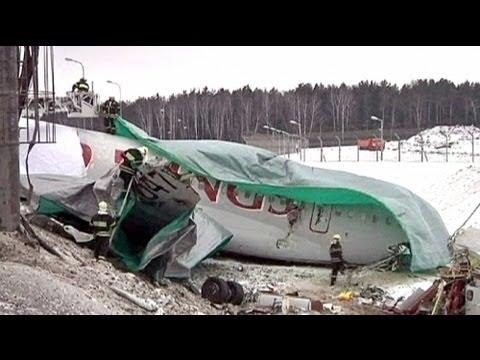 Diverbio fra i piloti? Mosca si interroga sullo schianto del Tupolev