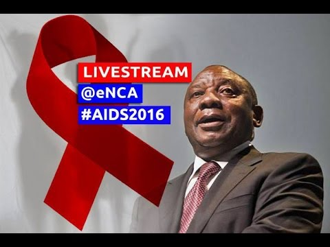 International AIDS conference in Durban