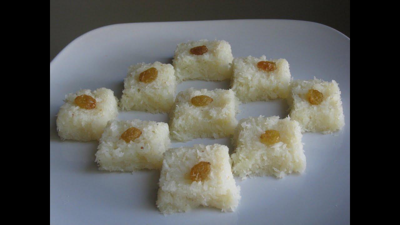 Image result for coconut burfi