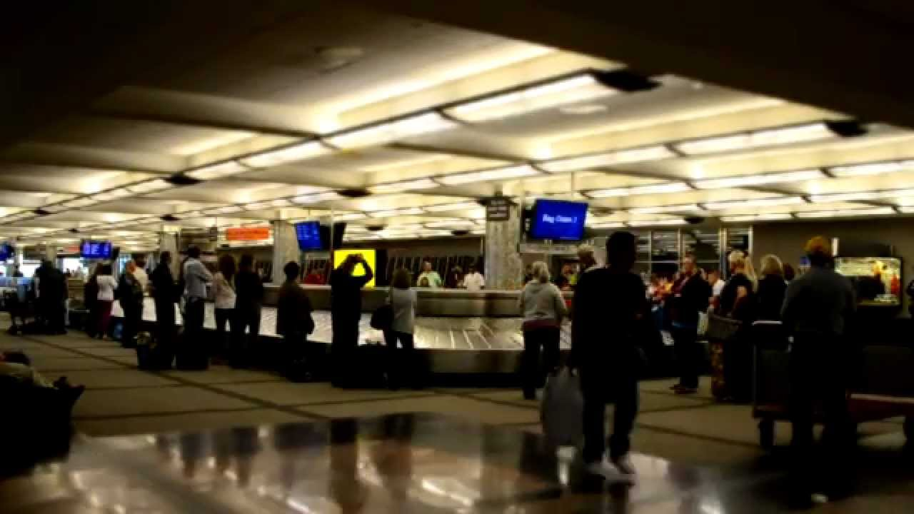 Baggage Claim Denver International Airport DIA YouTube