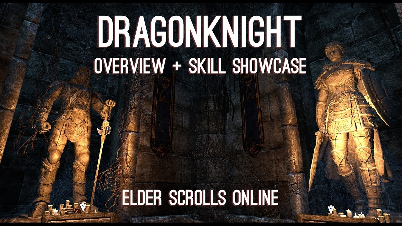 ESO Maelstrom Arena Advices — Sorcerers and Dragon Knights