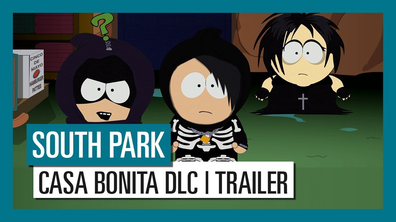 South Park: The Fractured But Whole: From Dusk Till Casa