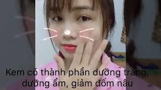 [Review] Kem Dưỡng Trắng Da Laneige White Dew Tone-Up Cream