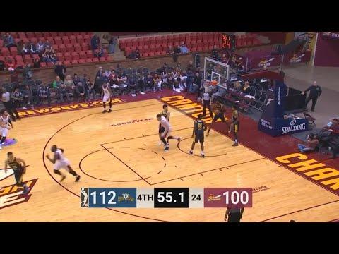 Ante Zizic (20 points) Highlights vs. Fort Wayne Mad Ants