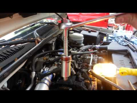 2004 duramax lb7 injector cup removal part 2