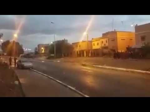 Pluies torrentielles à Youssoufia