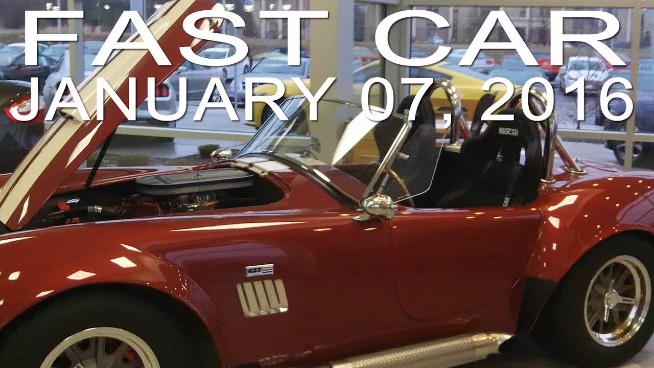 Fast Car Youtube: Fast Car Slow Car