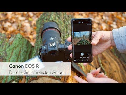 Canon EOS R   Autofokus, Bildqualität, Serienbild, 4K-Video, App & Co. Im Test [Deutsch]