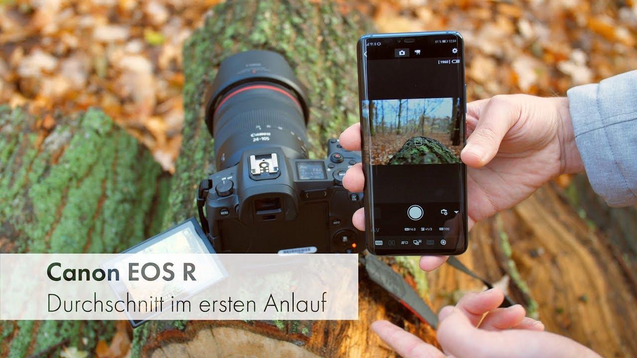 Download Canon EOS R | Autofokus, Bildqualität, Serienbild, 4K-Video, App & Co. im Test [Deutsch]