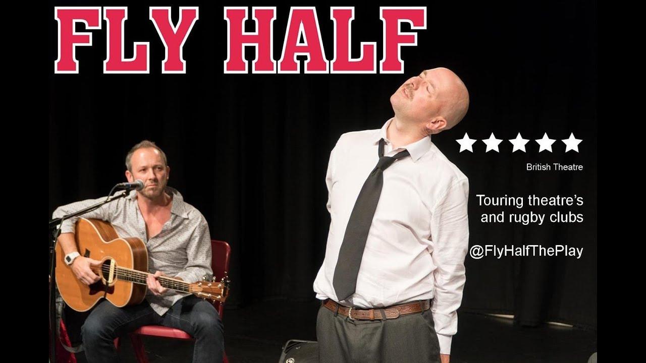 """Gareth Moulton and Gary Lagden """"Fly Half"""""""